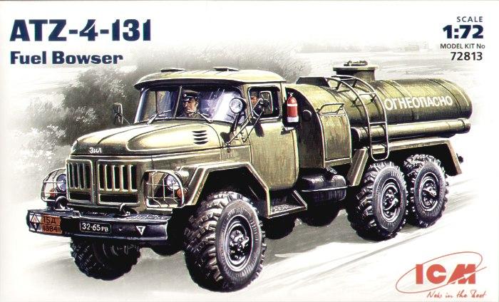 BTR 60 PB - ICM  (decaques en placel) 7281310