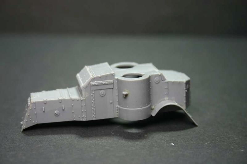 [ Master Box ] - Austin MkIV (FIN) Austin17