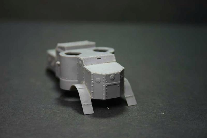 [ Master Box ] - Austin MkIV (FIN) Austin18