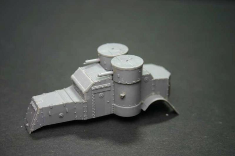 [ Master Box ] - Austin MkIV (FIN) Austin21