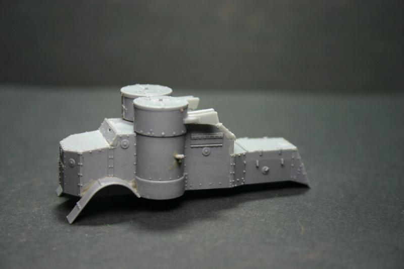 [ Master Box ] - Austin MkIV (FIN) Austin23