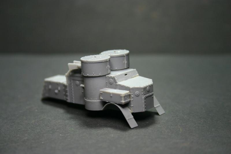 [ Master Box ] - Austin MkIV (FIN) Austin25