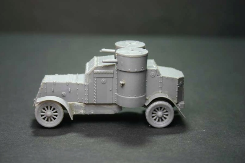 [ Master Box ] - Austin MkIV (FIN) Austin28