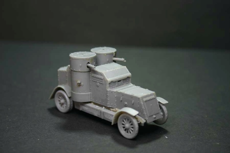 [ Master Box ] - Austin MkIV (FIN) Austin29