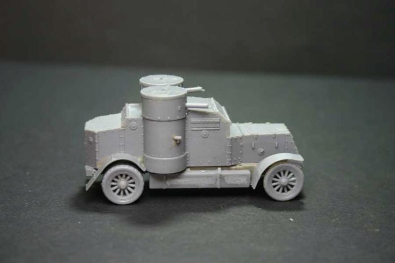 [ Master Box ] - Austin MkIV (FIN) Austin31