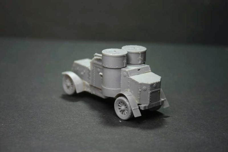 [ Master Box ] - Austin MkIV (FIN) Austin33