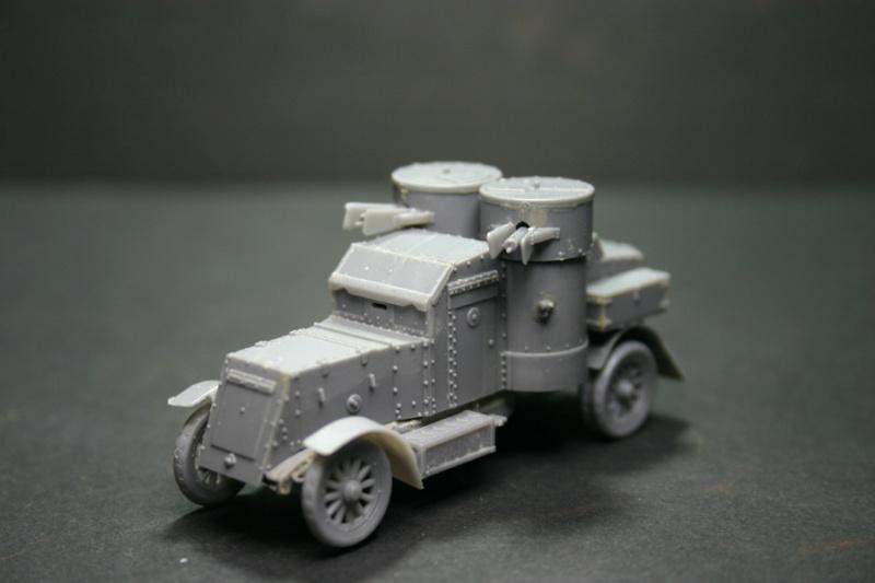 [ Master Box ] - Austin MkIV (FIN) Austin35