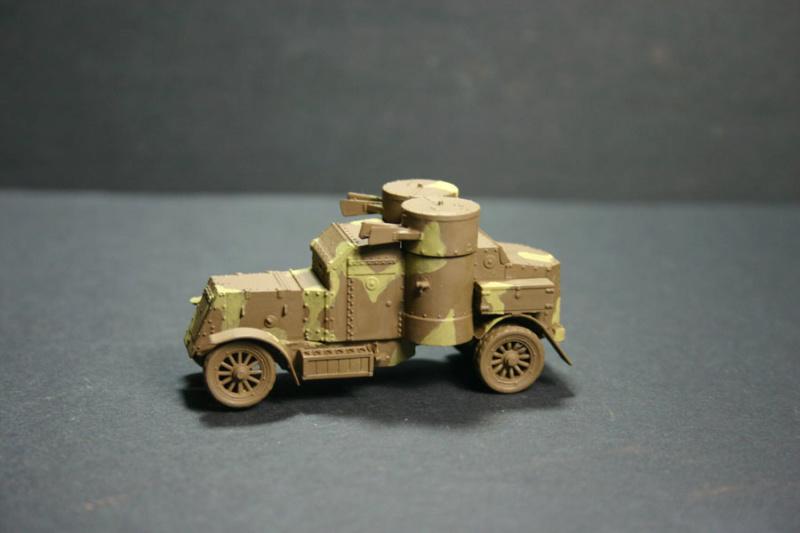 [ Master Box ] - Austin MkIV (FIN) Austin36