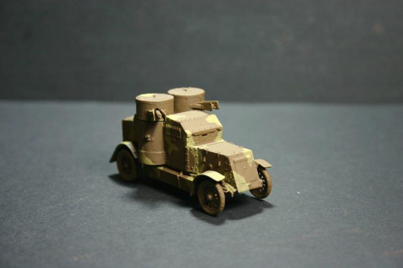[ Master Box ] - Austin MkIV (FIN) Austin39