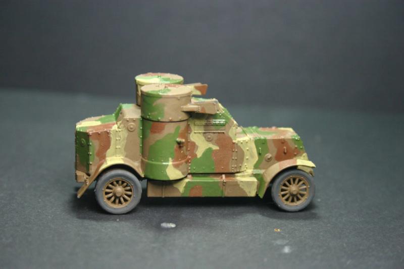 [ Master Box ] - Austin MkIV (FIN) Austin42