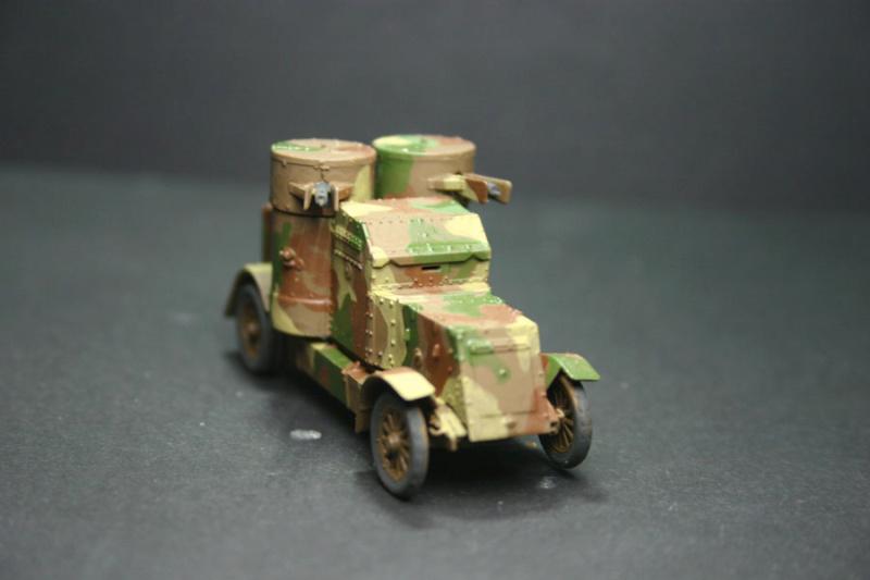 [ Master Box ] - Austin MkIV (FIN) Austin43