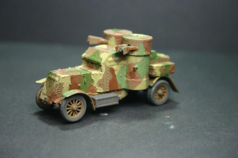 [ Master Box ] - Austin MkIV (FIN) Austin44
