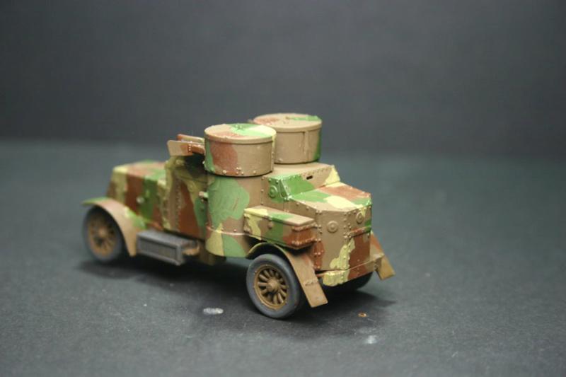[ Master Box ] - Austin MkIV (FIN) Austin45