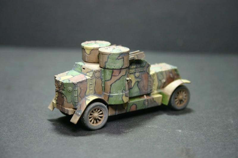 [ Master Box ] - Austin MkIV (FIN) Austin51