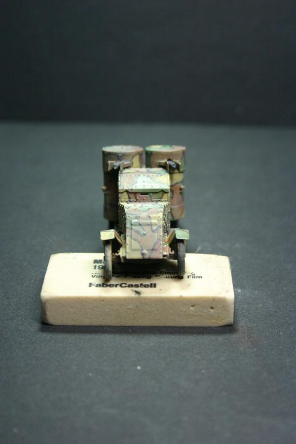 [ Master Box ] - Austin MkIV (FIN) Austin53