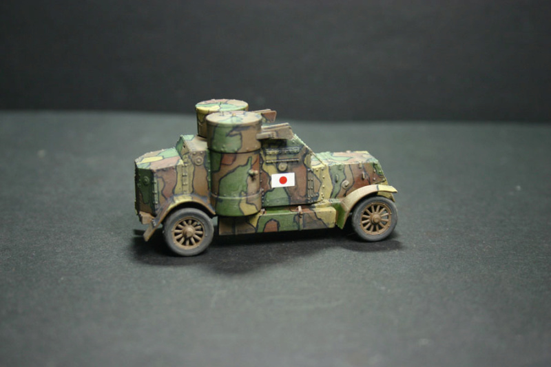 [ Master Box ] - Austin MkIV (FIN) - Page 2 Austin54