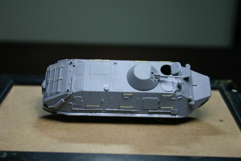 BTR 60 PB - ICM  (decaques en placel) Btr60p20