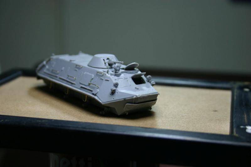 BTR 60 PB - ICM  (decaques en placel) Btr60p24