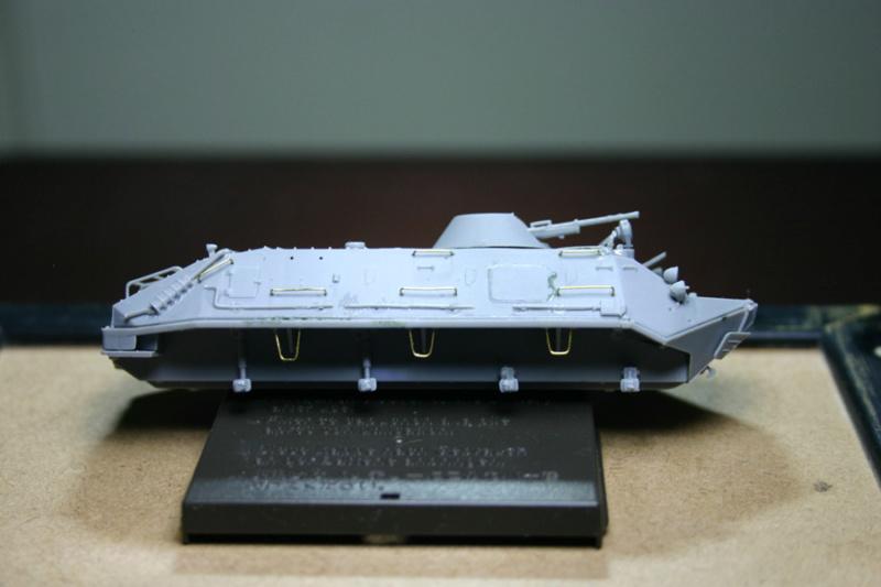 BTR 60 PB - ICM  (decaques en placel) Btr60p25