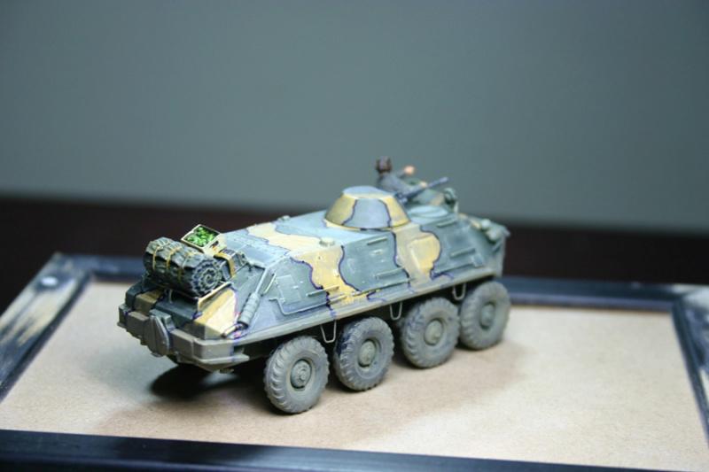 BTR 60 PB - ICM  (decaques en placel) Btr60p38
