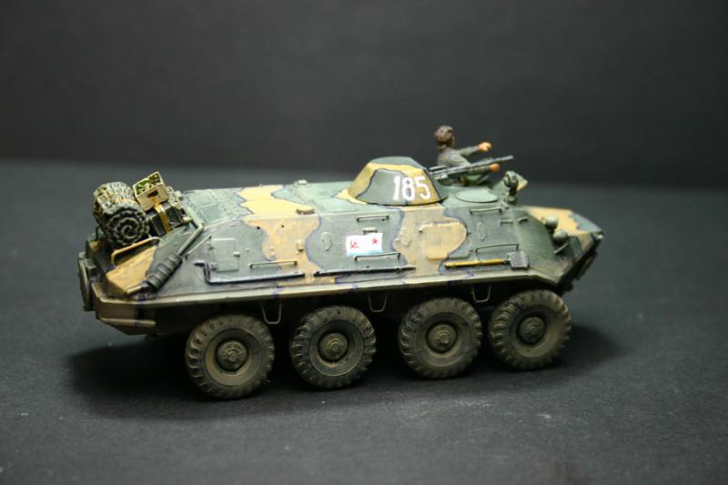 BTR 60 PB - ICM  (decaques en placel) Btr60p40
