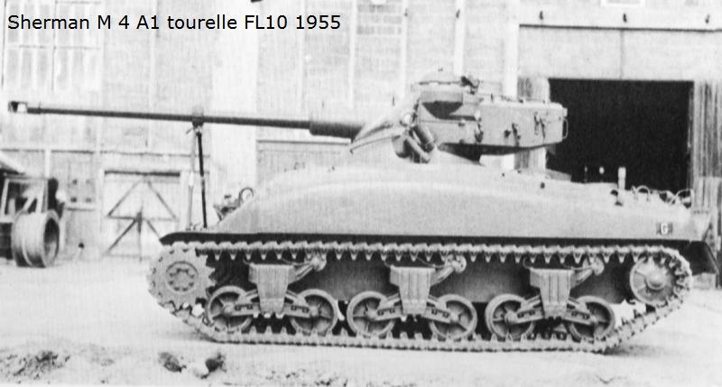 Sherman M4A1 avec tourelle AMX13 (termine) M2042010