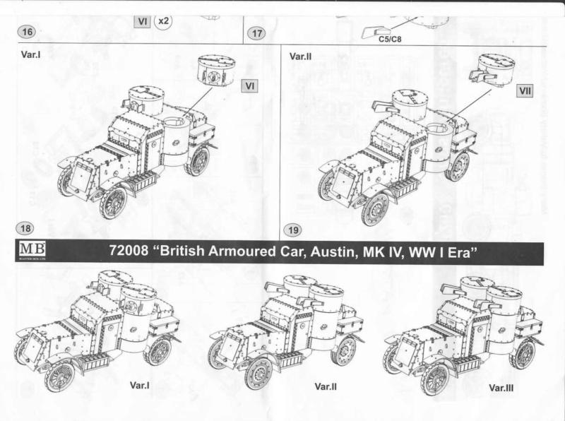 [ Master Box ] - Austin MkIV (FIN) Notice13