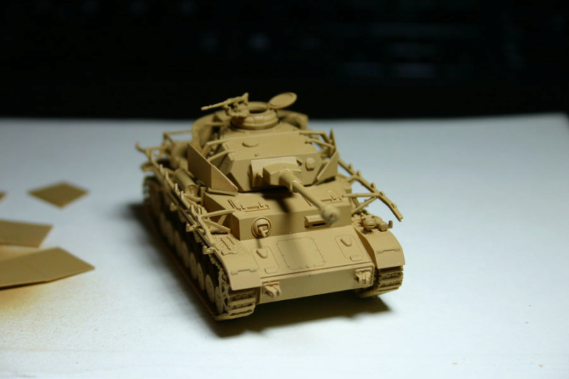 [ Revell ]    Pz.Kpfw. IV Ausf.H  Pzkpfz23