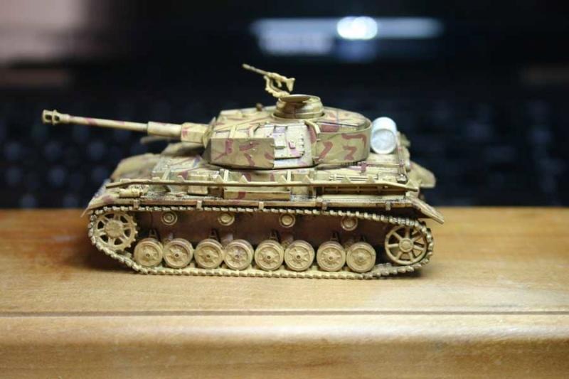 [ Revell ]    Pz.Kpfw. IV Ausf.H  Pzkpfz31