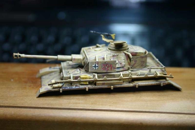 [ Revell ]    Pz.Kpfw. IV Ausf.H  Pzkpfz37