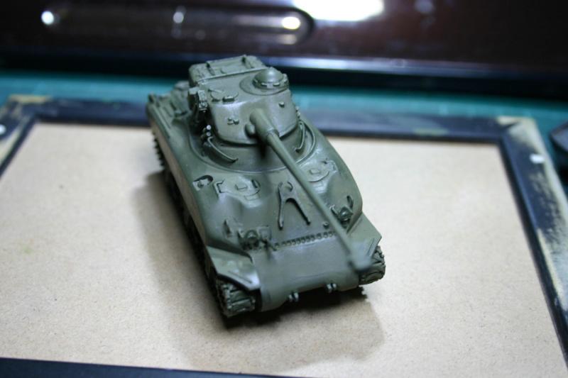 Sherman M4A1 avec tourelle AMX13 (termine) - Page 2 Revalo21