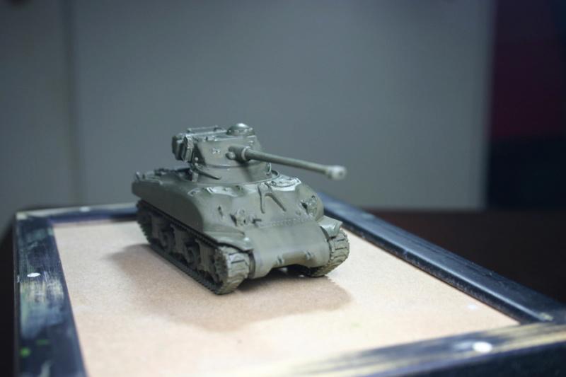 Sherman M4A1 avec tourelle AMX13 (termine) - Page 2 Revalo24