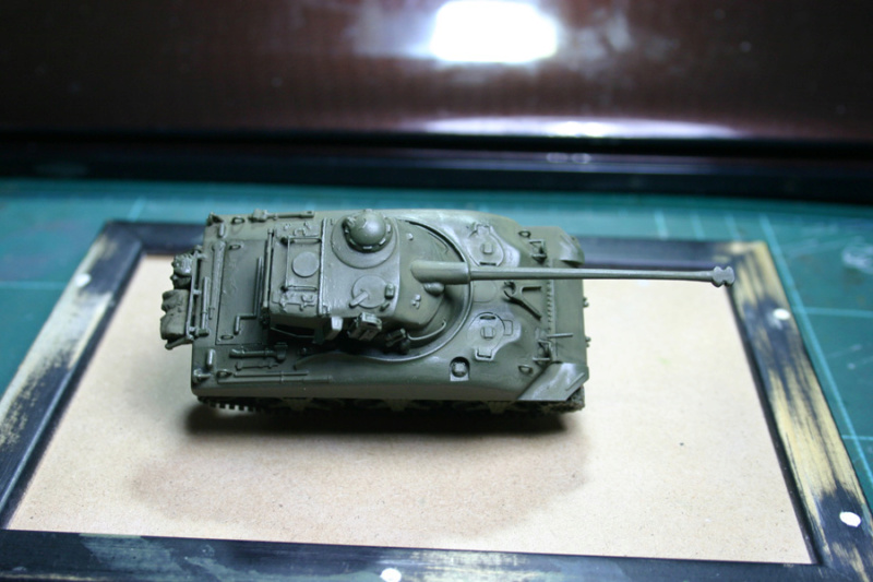 Sherman M4A1 avec tourelle AMX13 (termine) - Page 2 Revalo25