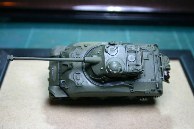 Sherman M4A1 avec tourelle AMX13 (termine) - Page 2 Revalo30