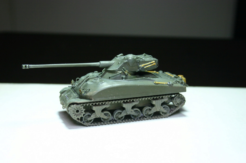 Sherman M4A1 avec tourelle AMX13 (termine) - Page 2 Revalo31