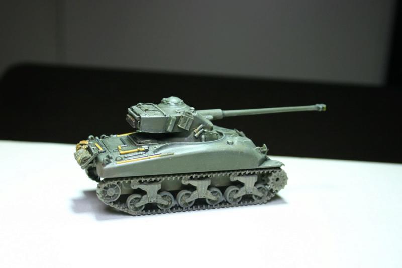 Sherman M4A1 avec tourelle AMX13 (termine) - Page 2 Revalo33