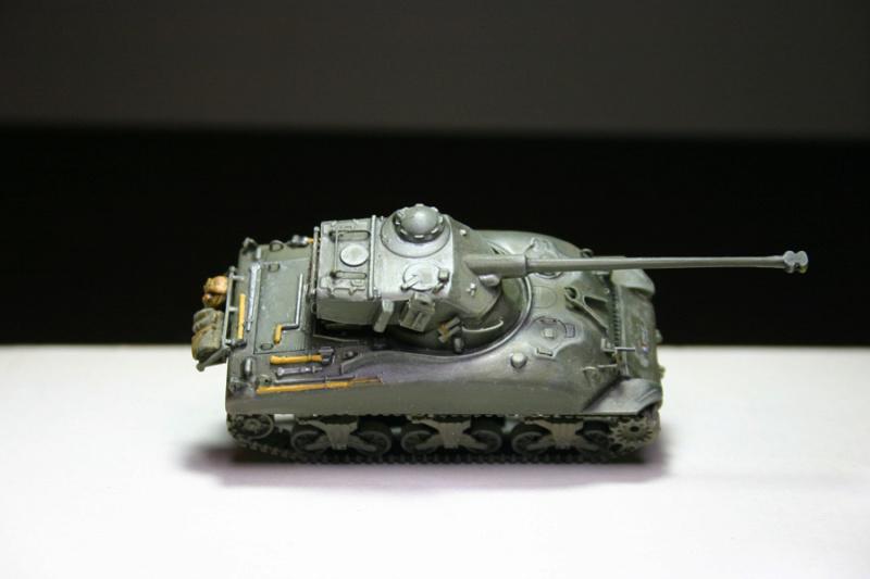 Sherman M4A1 avec tourelle AMX13 (termine) - Page 2 Revalo36
