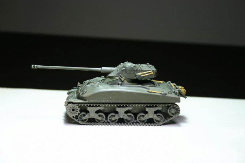 Sherman M4A1 avec tourelle AMX13 (termine) - Page 2 Revalo37