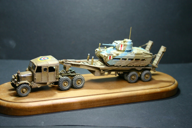 Airfix - Scammell transport (Scammell + Matilda) TERMINE - Page 4 Scamm107