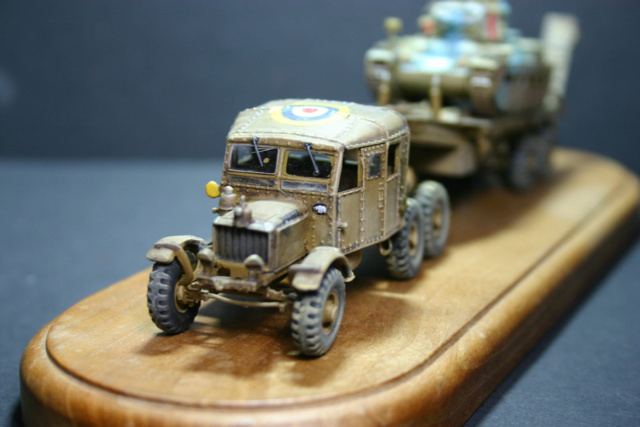 Airfix - Scammell transport (Scammell + Matilda) TERMINE - Page 4 Scamm109