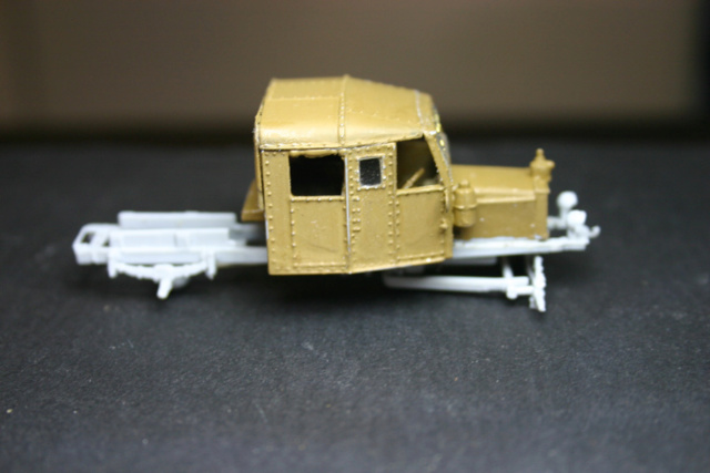 Airfix - Scammell transport (Scammell + Matilda) TERMINE Scamme22