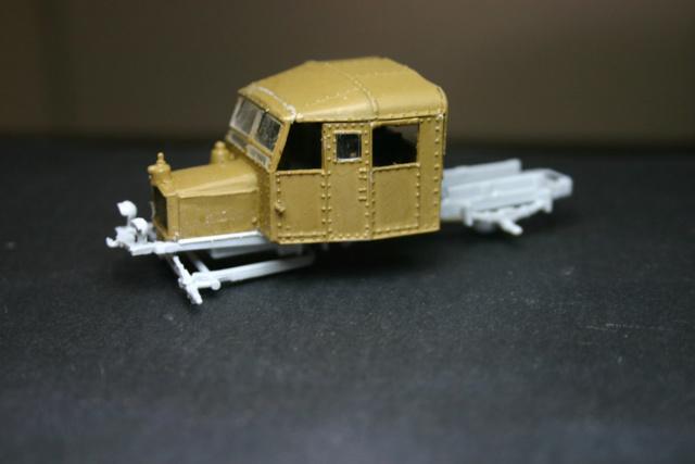 Airfix - Scammell transport (Scammell + Matilda) TERMINE Scamme24