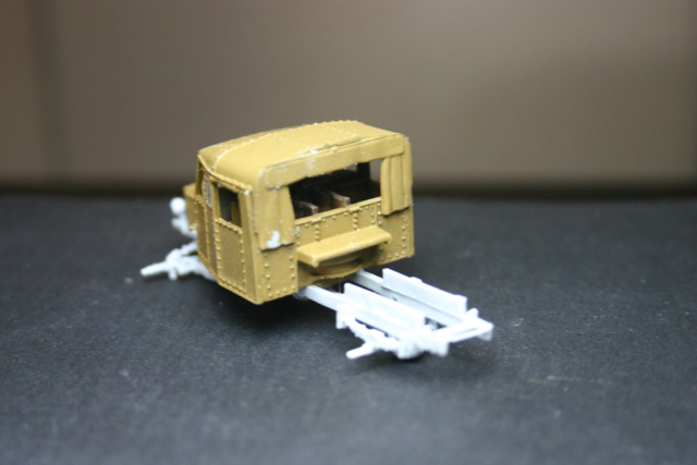 Airfix - Scammell transport (Scammell + Matilda) TERMINE Scamme25