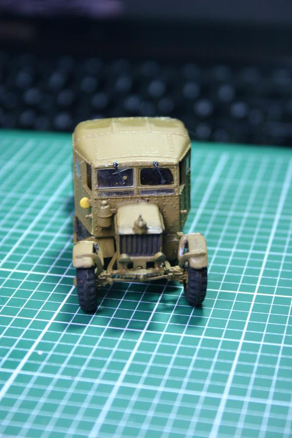 Airfix - Scammell transport (Scammell + Matilda) TERMINE Scamme41
