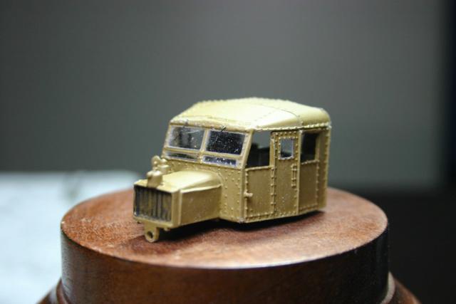 Airfix - Scammell transport (Scammell + Matilda) TERMINE Scamme82