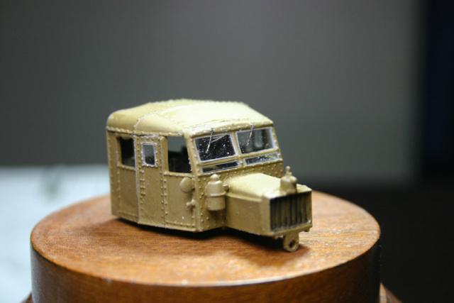 Airfix - Scammell transport (Scammell + Matilda) TERMINE Scamme83