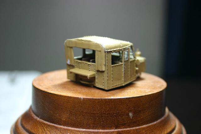 Airfix - Scammell transport (Scammell + Matilda) TERMINE Scamme86