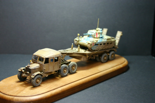 Airfix - Scammell transport (Scammell + Matilda) TERMINE - Page 4 Scamme96