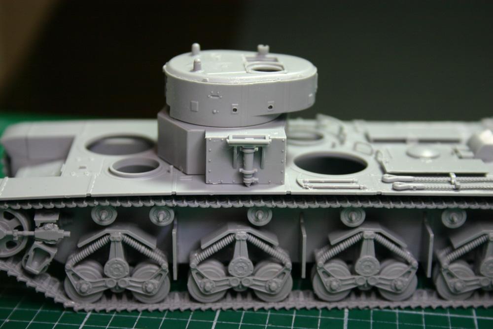 [Zvezda] T-35   peinture du train de roulement - Page 2 T35_3510