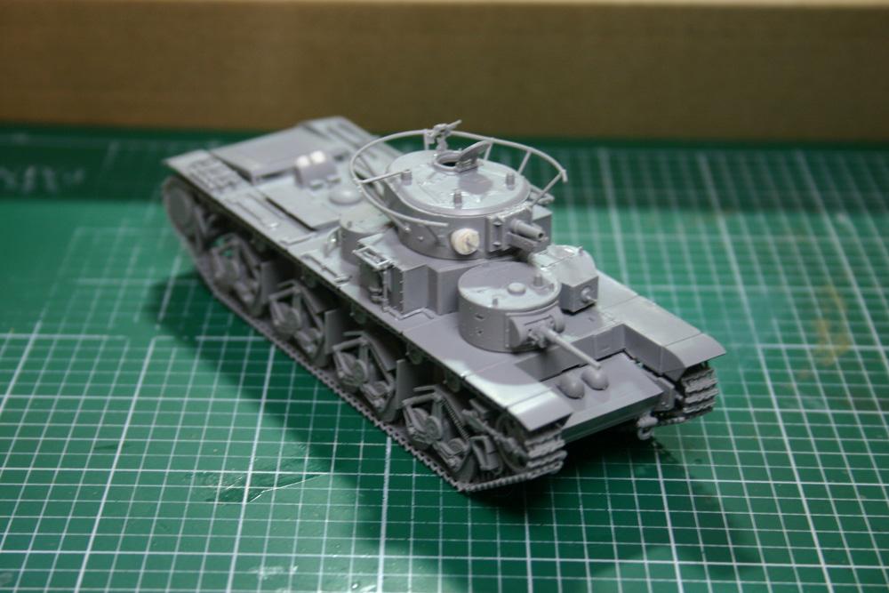 [Zvezda] T-35   peinture du train de roulement - Page 2 T35_4112